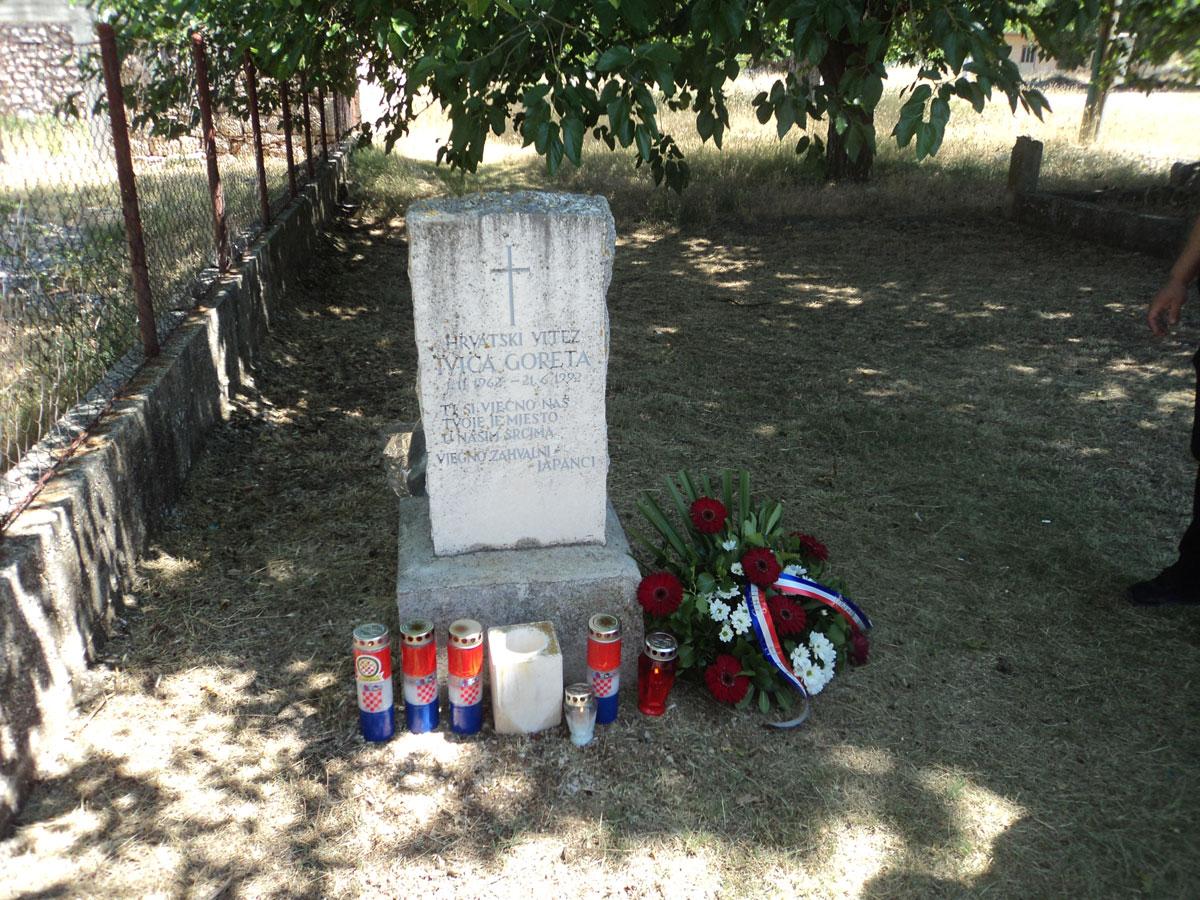 Sjećanje na Ivicu Goretu