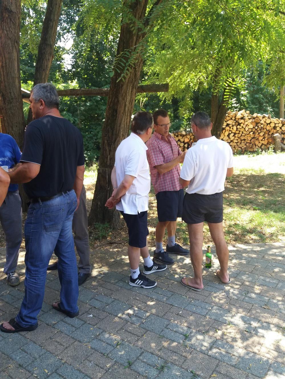 Međuogranski susreti branitelja ROIH-a u Viljevu