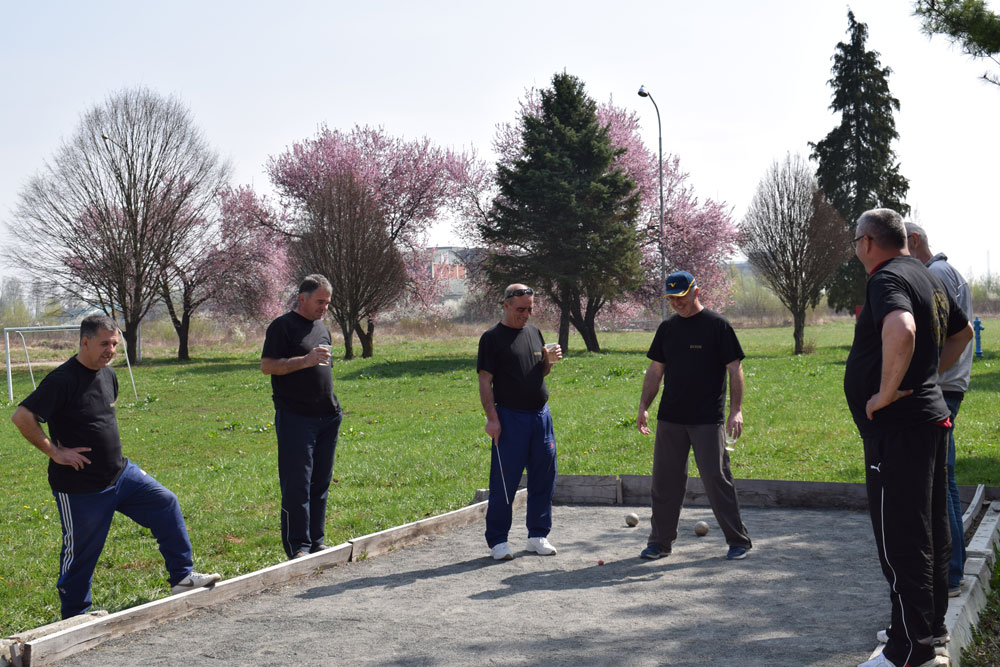 Međuogranski susreti - Sisak