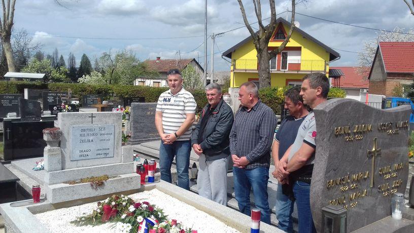 Memorijal Damir Turšić, Miljenko Šef, Stjepan Hinek, Stjepan Baboselac