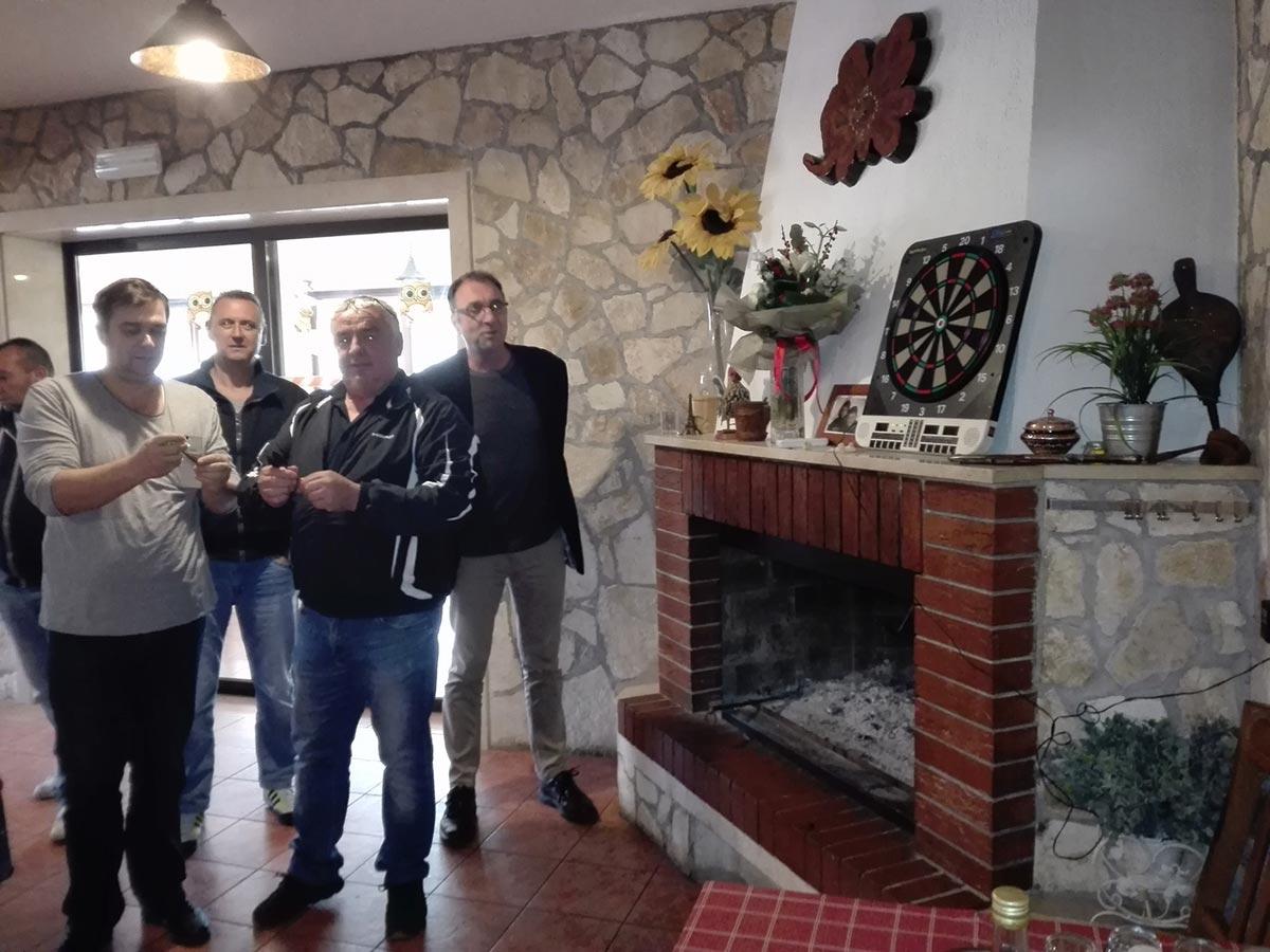 Međuogranski susreti ROJH-a, HE na Cetini