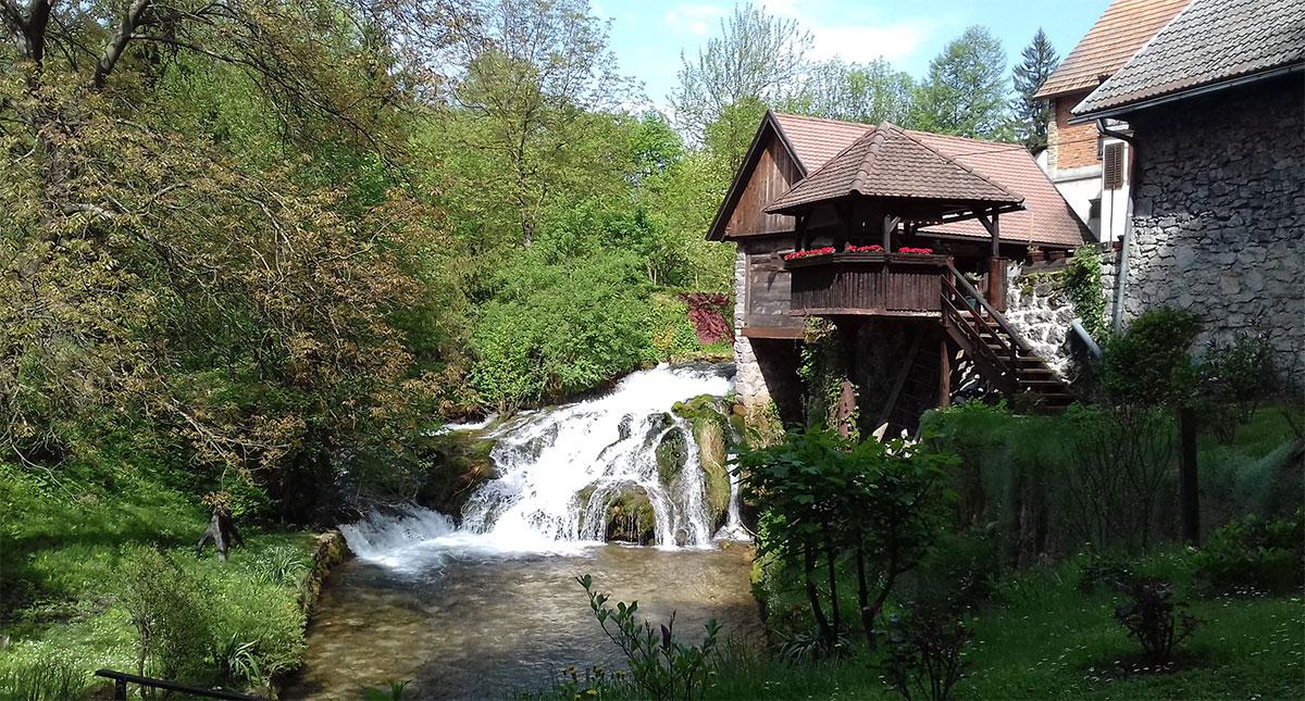 Izlet Karlovac-Dubovac-Turanj-Rastoke