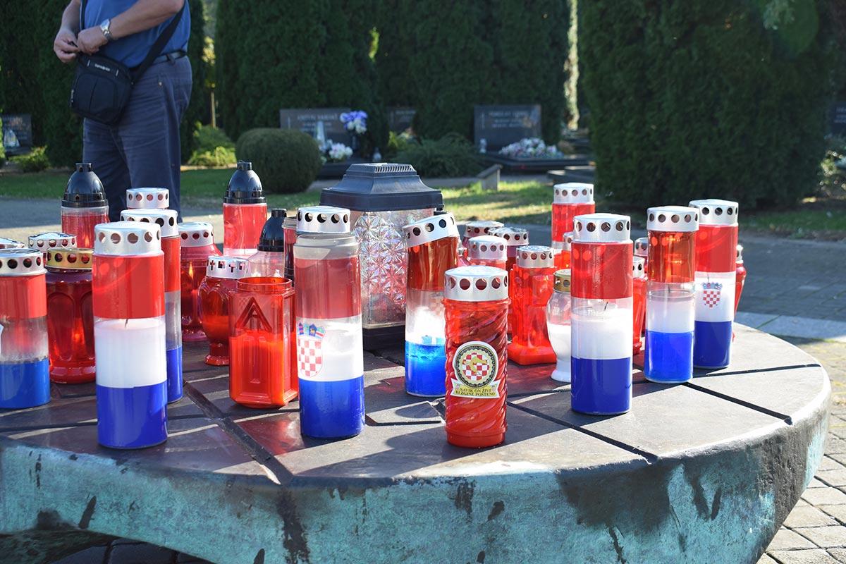 Memorijalno groblje - Vukovar