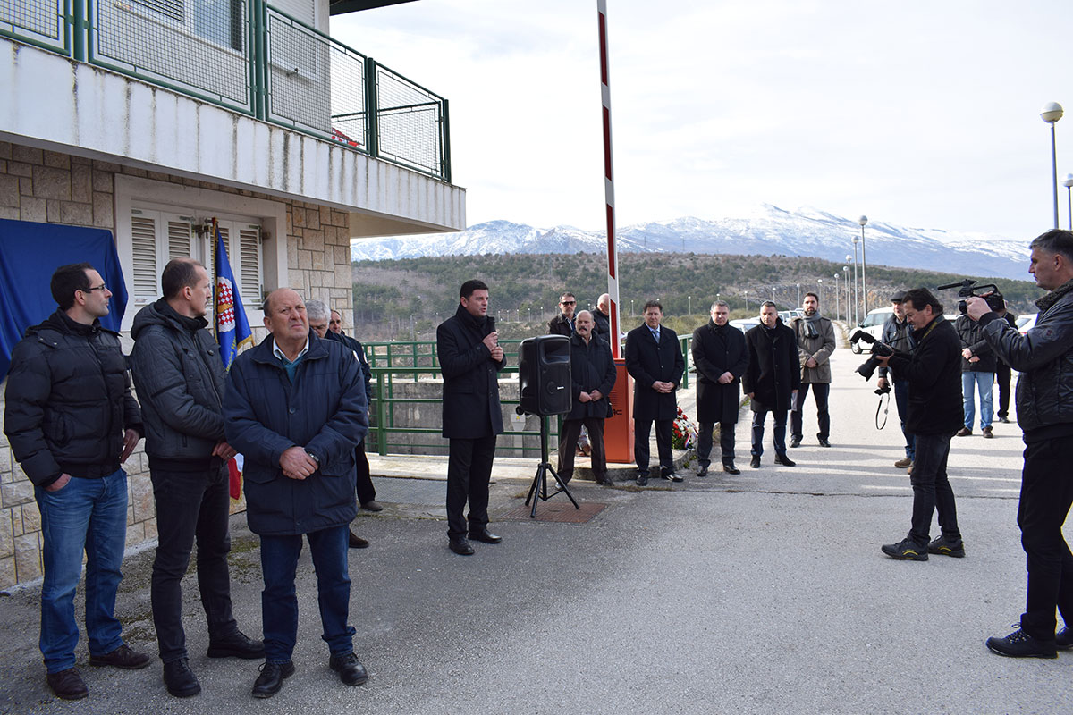 Predsjednik ROJH-a i domaćin Ivica Brakus