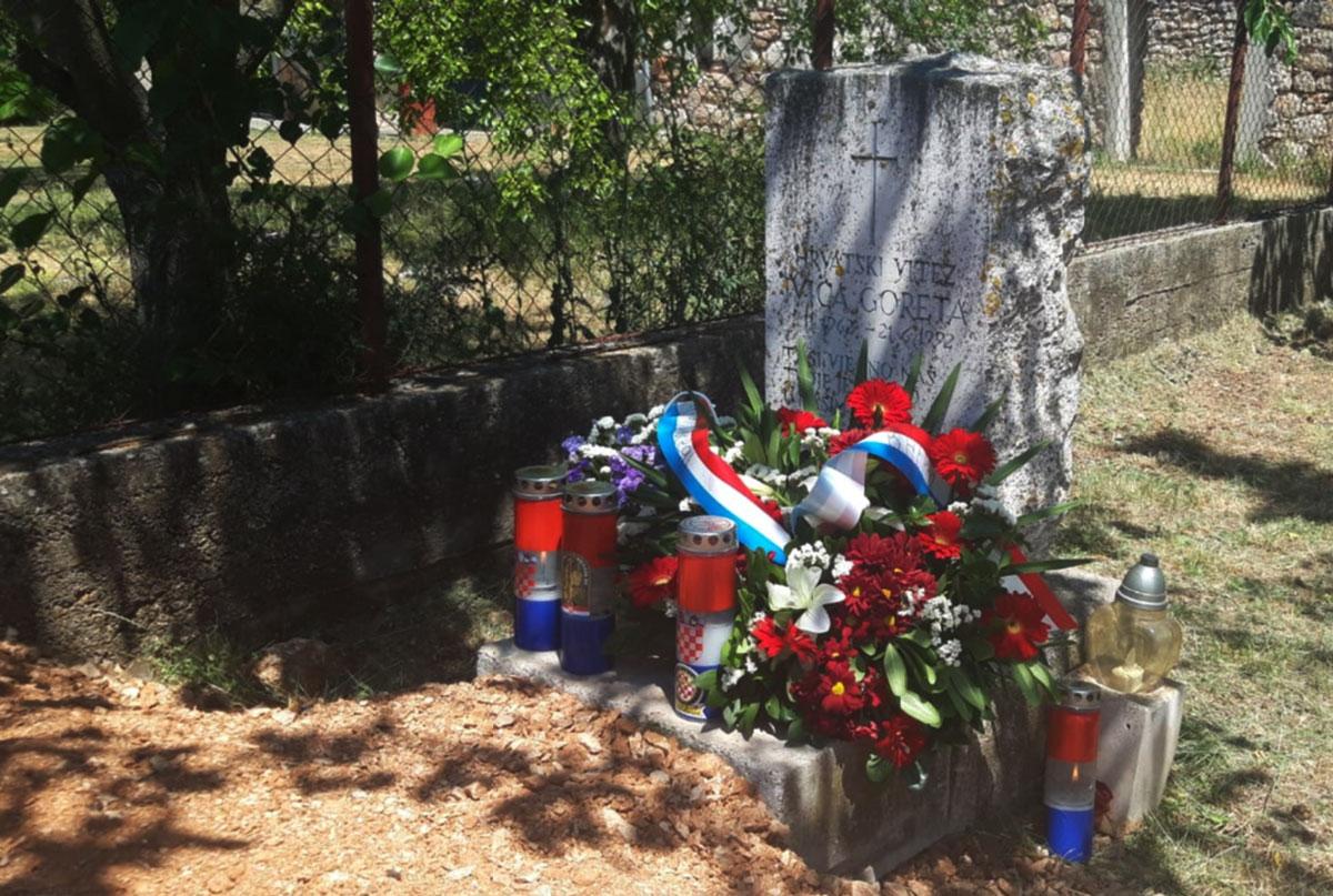 In memoriam Ivica  Goreta