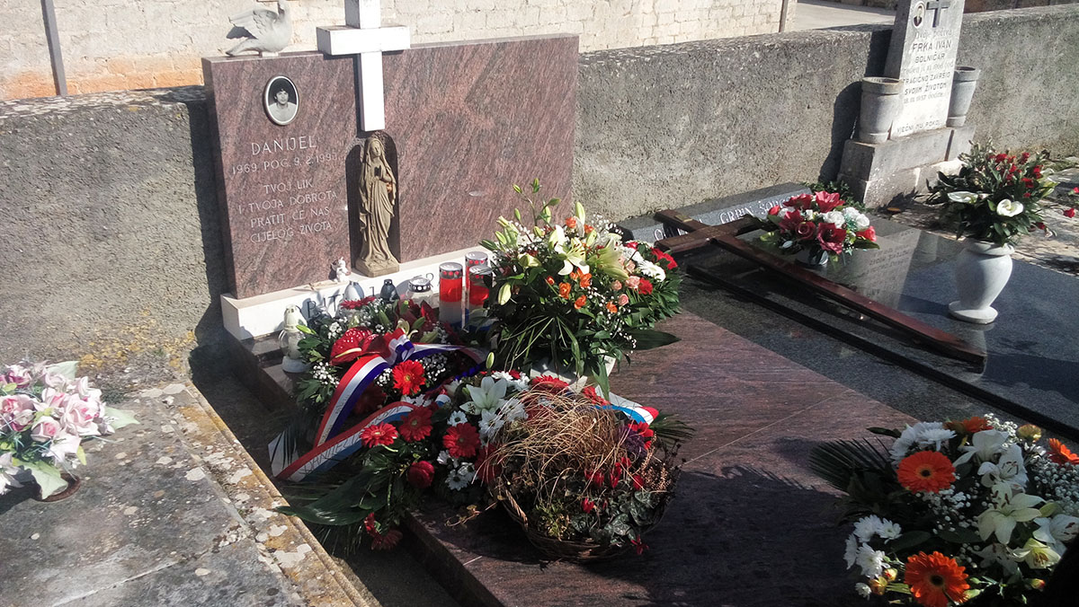 In memoriam Danijel Grbin