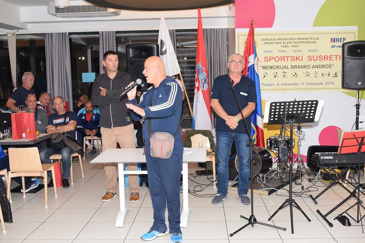 20. Sportski susreti B.Androš - Tučepi