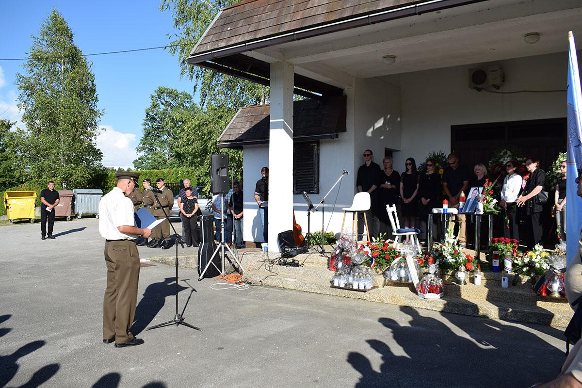 Komemoracija  Stjepanu Tvrdiniću