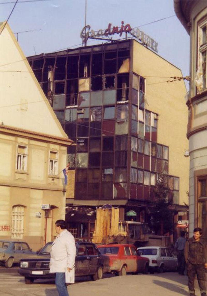 """Osijek - """"Nepokoreni grad"""""""